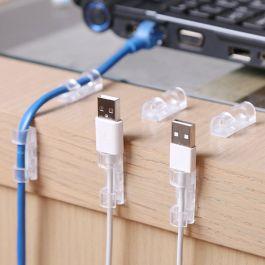 Pack 20 Organizadores de Cables