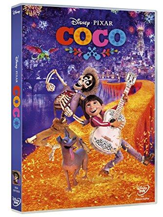 Coco en versión DVD