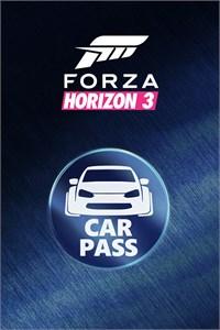 Forza Horizon 3: Pase de autos XBOX ONE