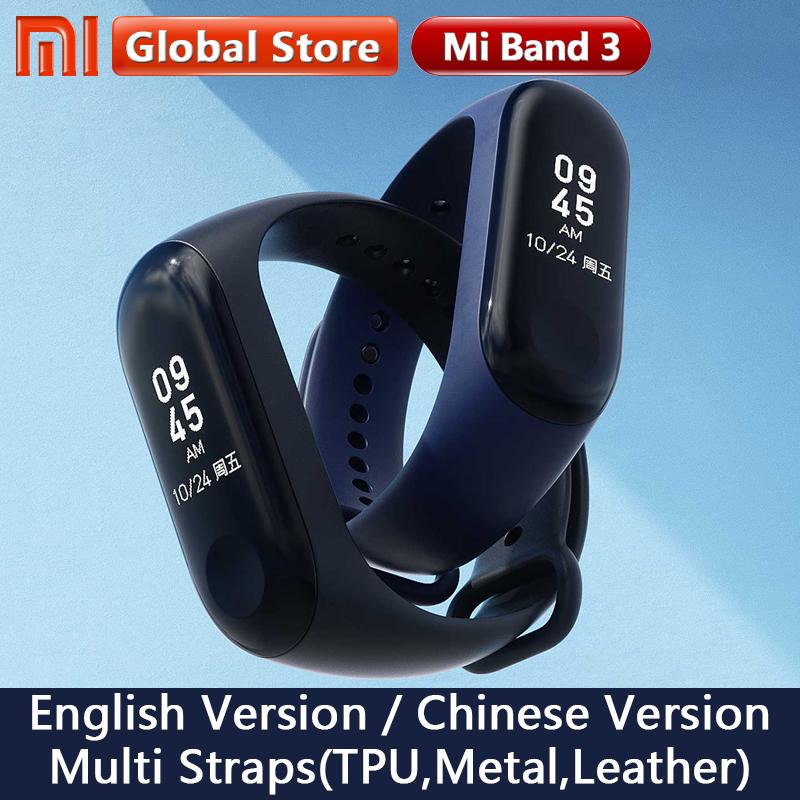 Xiaomi Mi Band 3 con NFC