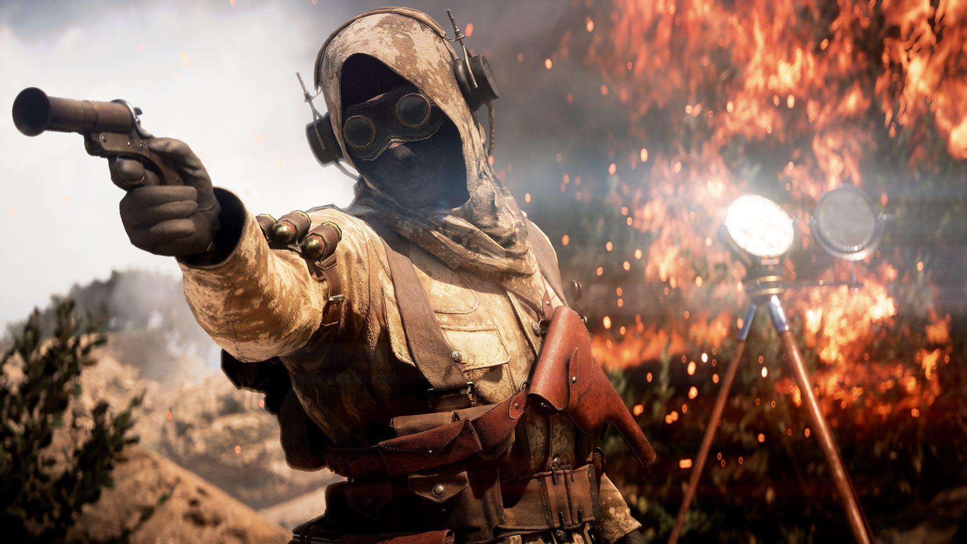 Vuelven otra semana más los 25 Battlepacks para Battlefield 1
