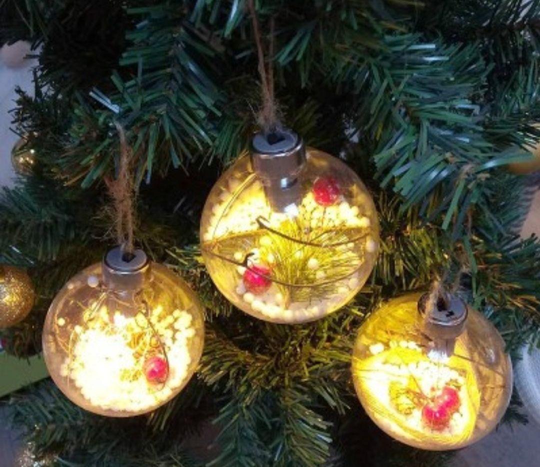 6 Bolitas de Navidad Cuquis