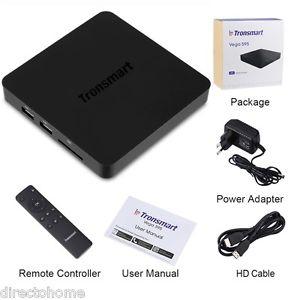 Tronsmart Android TV - 8GB + 1GB RAM Envio Desde España Pocas Unidades