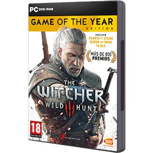 The Witcher 3: Wild Hunt - Edición Juego del Año (PC / GOG) por 7,94 € (VPN GOG RU)