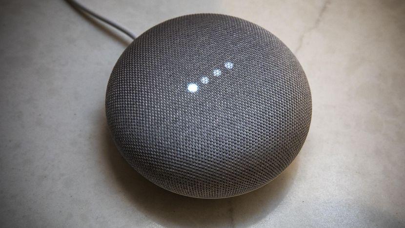 Google Home Mini (Asistente) [Versión de EEUU]
