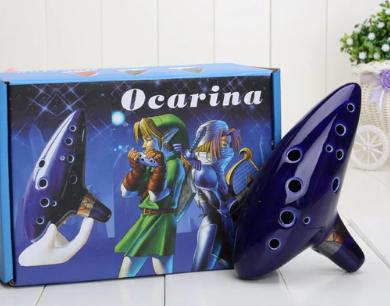 La Ocarina de Zelda