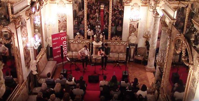 Conciertos GRATIS en museos de Madrid