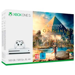 Consolas XBOX ONE S 500GB a 199,95€ en GAME