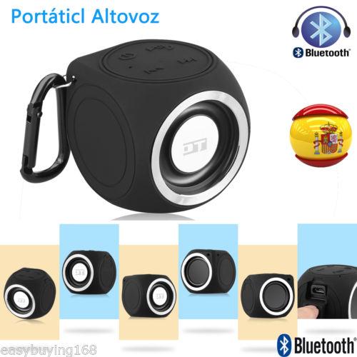 Altavoz Bluetooth por solo 4€