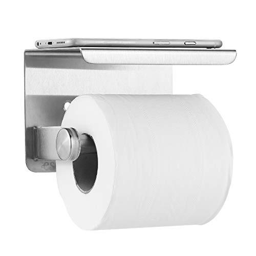 Portarrollos de papel higiénico sin tornillos