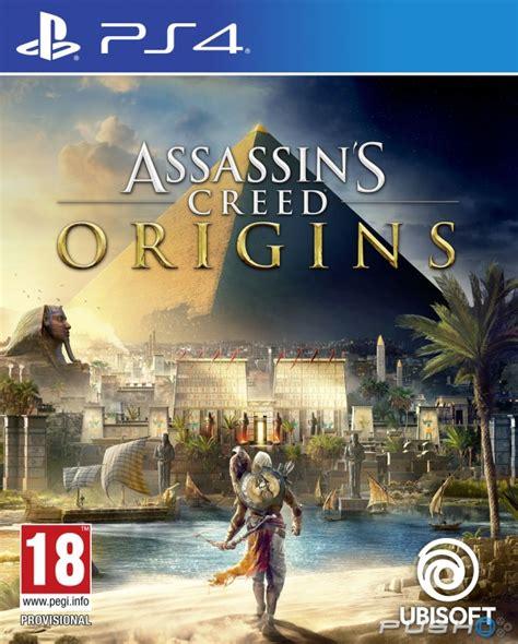 Varias ediciones Assassin's Creed Origins (PlayStation Store)