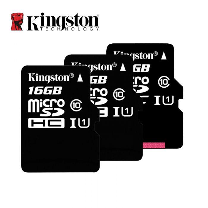 Kingston MicroSD clase 10 64GB