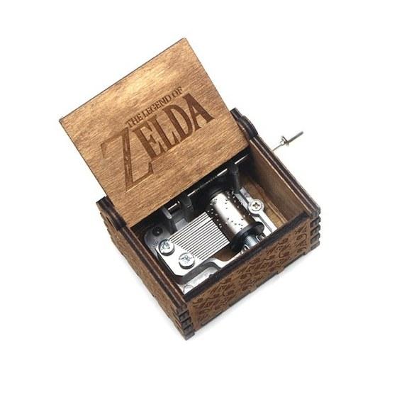 Caja de música canción The Legend of Zelda