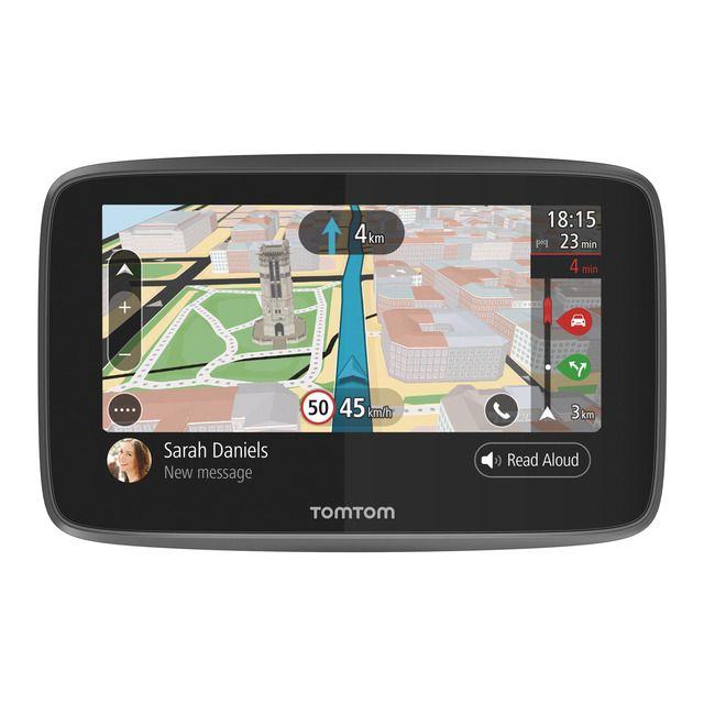 Navegador GPS TomTom GO 5200 Wi-Fi con mapas de Europa