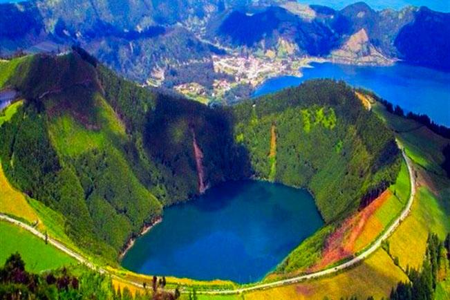 Azores (SAN VALENTÍN): 7 noches de hotel 3 estrellas con spa y piscina + vuelos por 116€