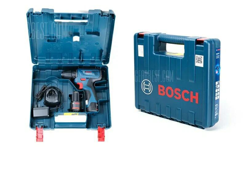 Taladro Bosch profesional dos baterias