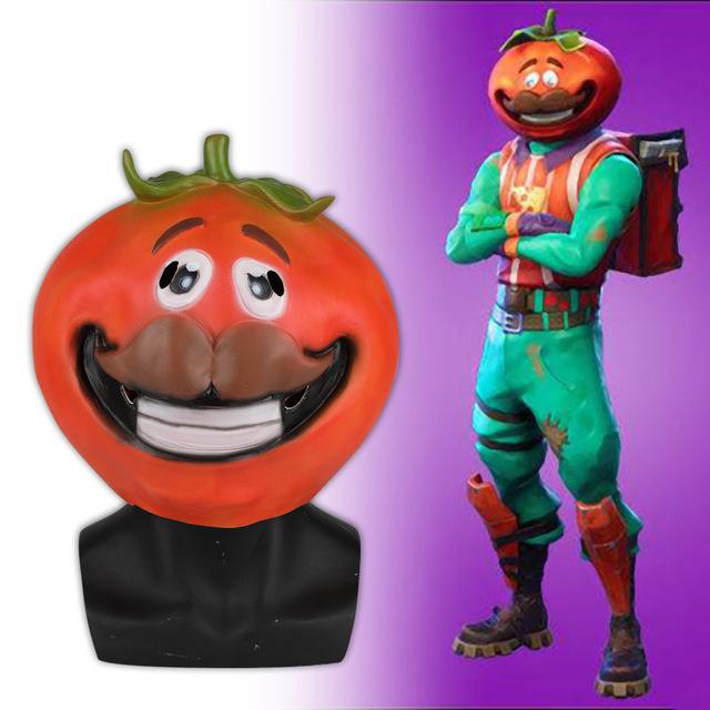 Máscara Sr.Tomato Fortnite 11/11