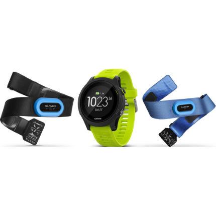 [MÍNIMO] Reloj GPS Garmin Forerunner 935 + 2 sensores