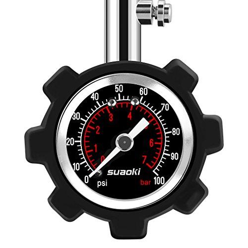 Manómetro de neumáticos