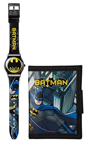 Reloj y Cartera DC Comics Batman