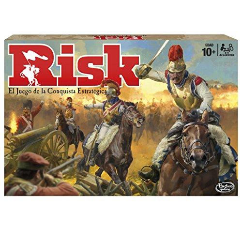 RISK (Hasbro) - versión española