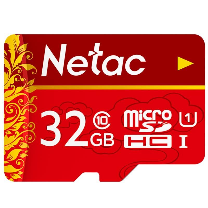 Netac 32 GB Micro SD clase 10 solo 2.99€