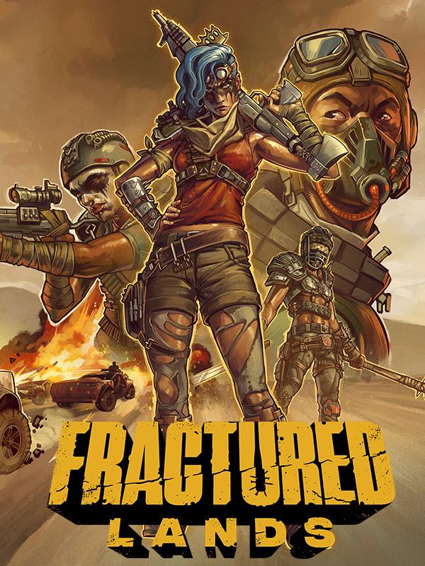 Fractured Lands para Steam GRATIS