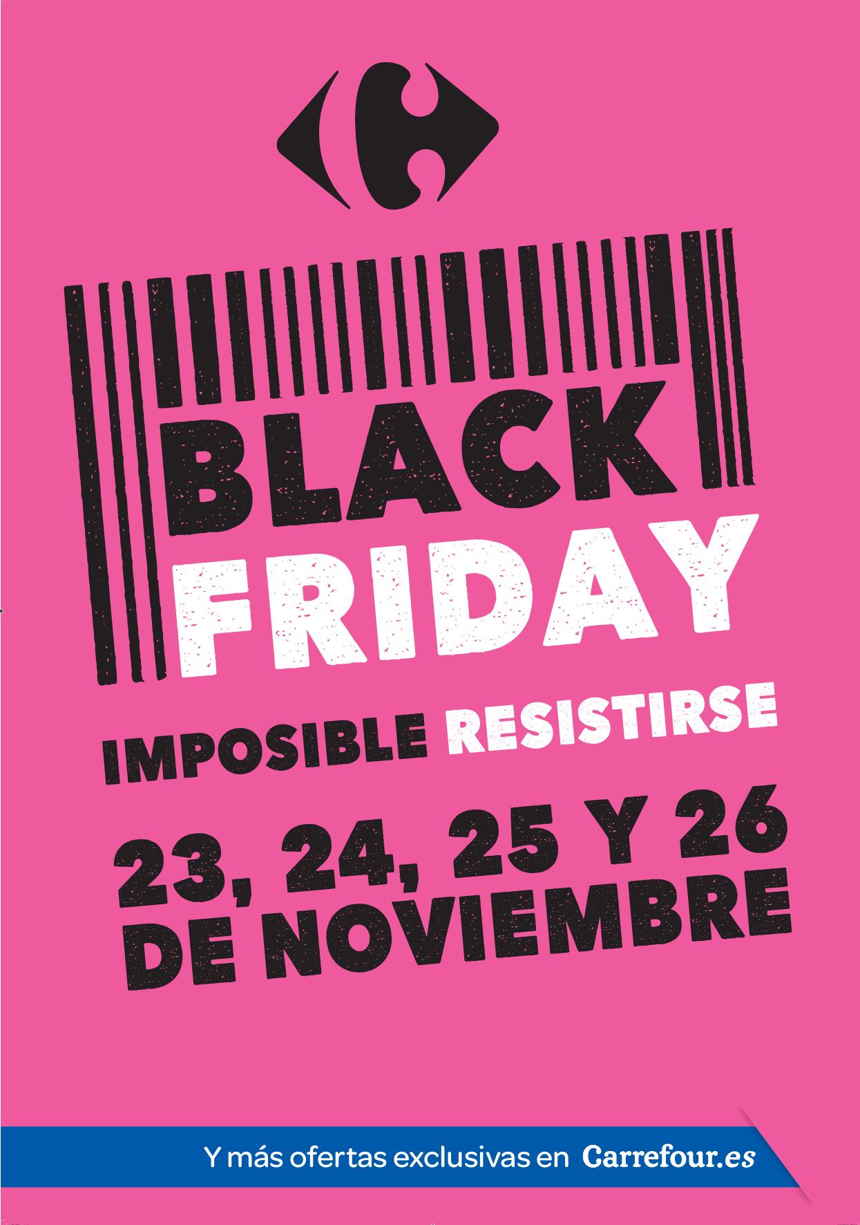 Black Friday Carrefour - 30% descuento en juguetes y bicicletas en cupón