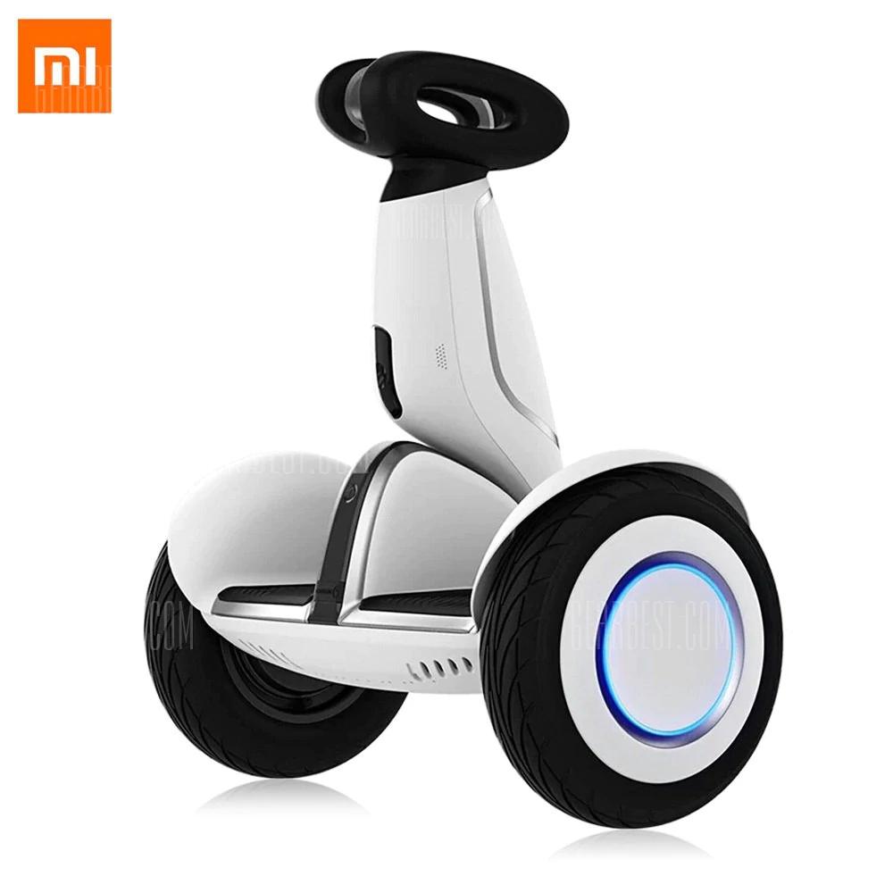 Xiaomi N4M340 Ninebot Plus  eléctrica equilibrio del uno mismo - blanca