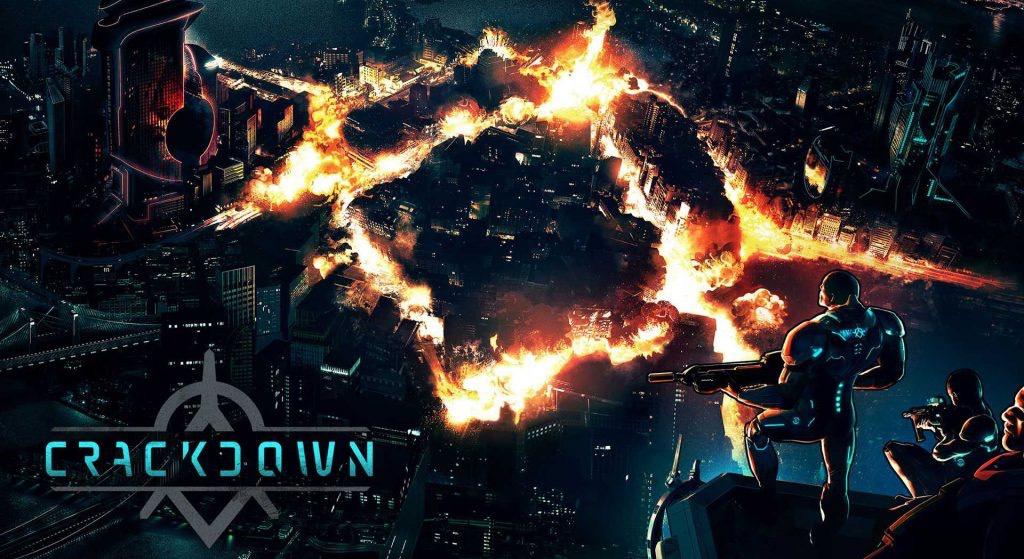 Crackdown xbox 360 gratis
