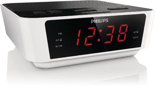 Radiodespertador Philips FM solo 6€