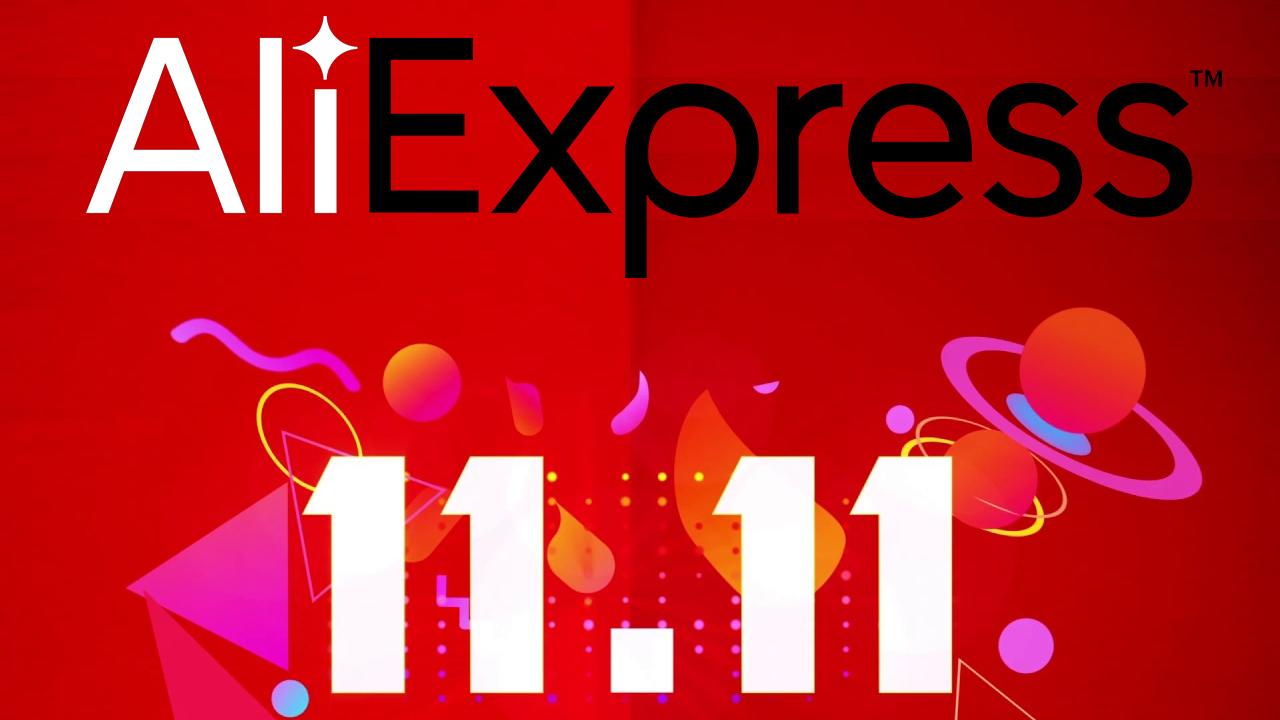 Productos Rebajados Aliexpress 11.11 + Regalos GRATIS para los más rápidos