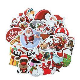 25 pegatinas navideñas