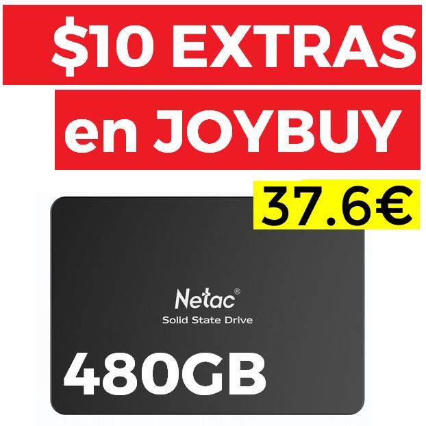 Descuento de 4,4€ pagando con Paypal + 4,4€ de nuevo usuario = 8.81€ DESCUENTO