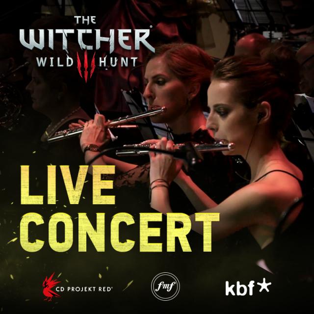 The Witcher 3 Wild Hint Concierto Live Gratis (Formato Digital)