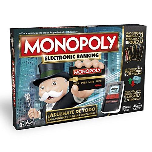 Monopoly, Risk, Trivial y más juegos en oferta