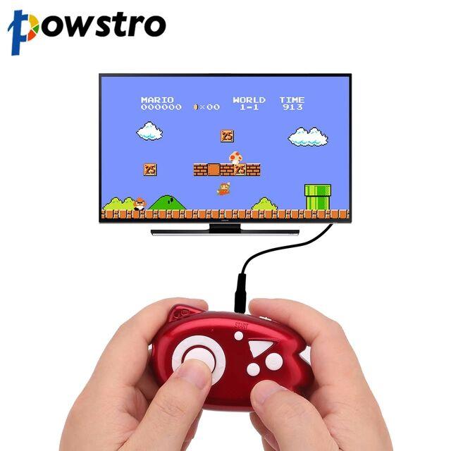 Mini mando con 89 juegos clasicos