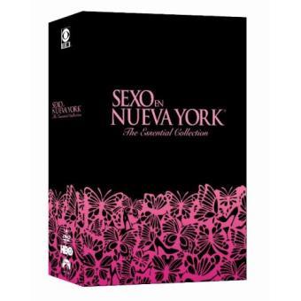 Pack Sexo en Nueva York - La serie completa - DVD