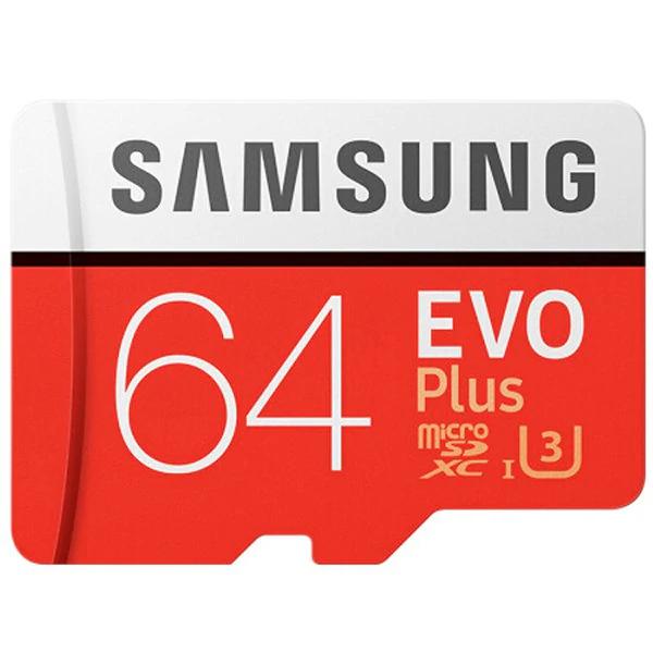Samsung EVO PLUS 64GB UHS-I rev.3