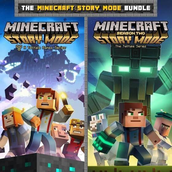 The Minecraft Story Mode Bundle
