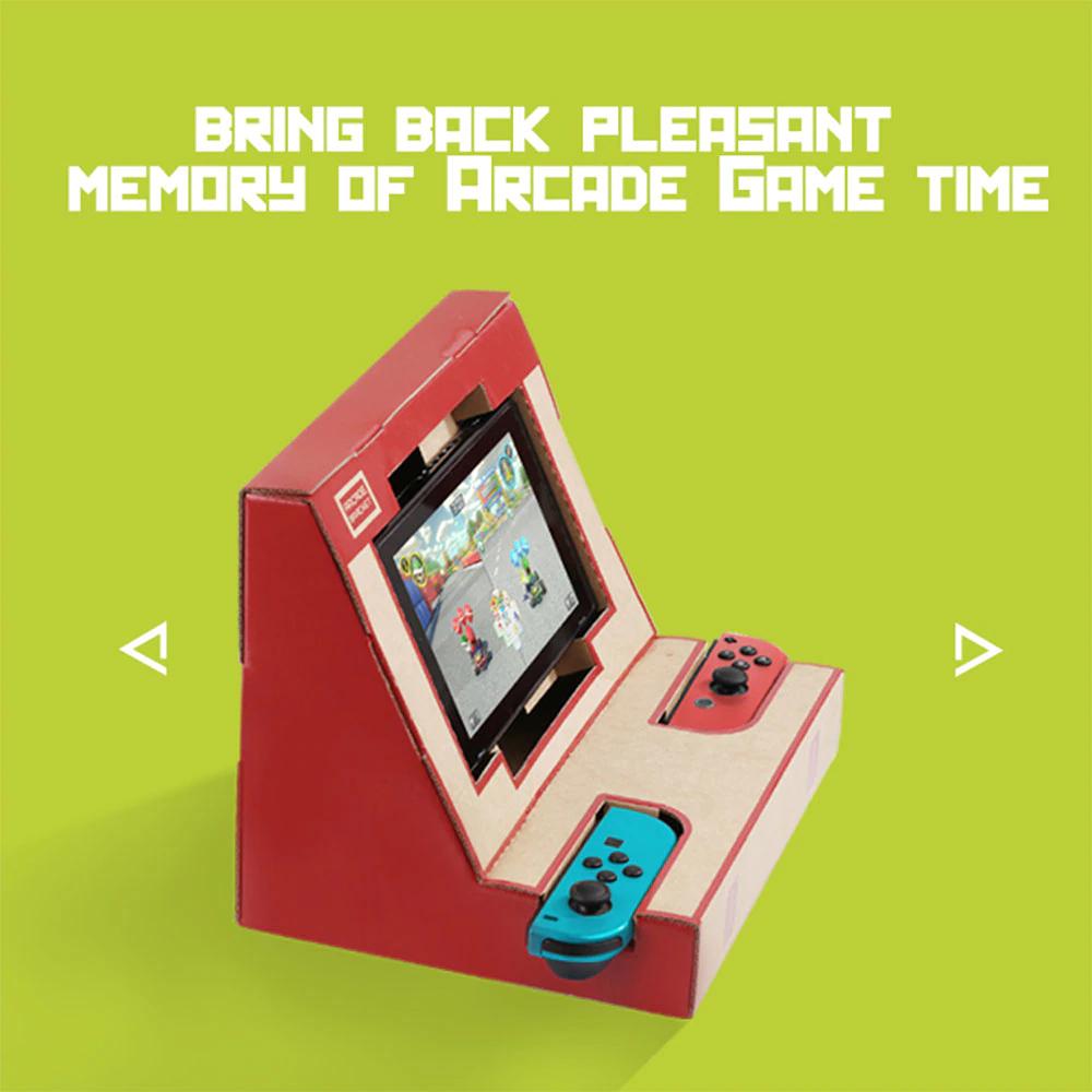 Nintendo Switch Labo Arcade Retro