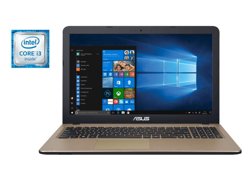 Ordenador Asus 299€  Intel® Core™ i3-5, 4GB RAM, 1TB