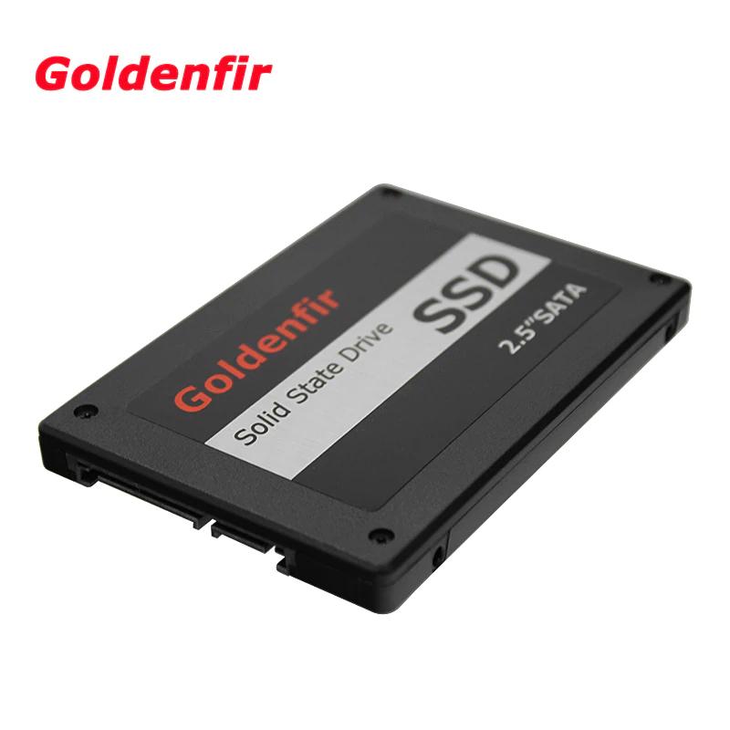 """SSD 120GB 2.5"""" Goldenfir (15€ antes de cupones)"""