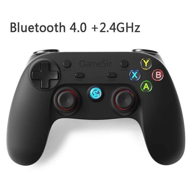Gamesir G3s gamepad inalámbrico compatibilidad 2,4 GHz y Bluetooth