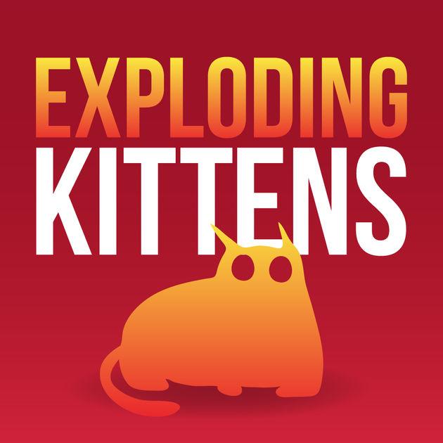 Exploding Kittens | Juegos de cartas (Versiónes Originales)