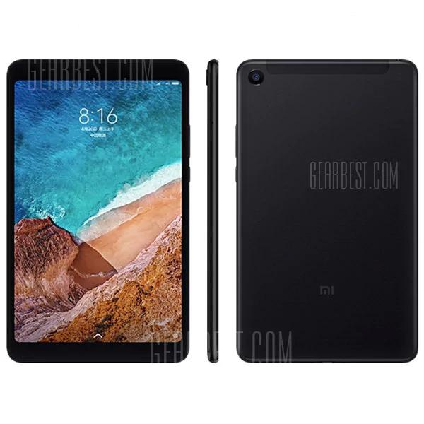 Xiaomi Mi Pad 4 Tablet PC 3GB + 32GB - BLACK