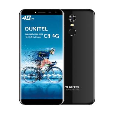 "OUKITEL C8 4G 5.5""  2GB RAM 16GB ROM"