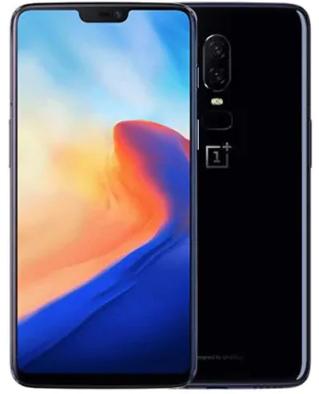 OnePlus 6 6GB - 64GB solo 325€