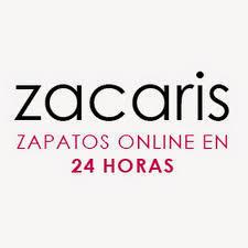 ZACARIS: 30% DTO. Hasta 25-12 + ofertas hasta 70% dto.