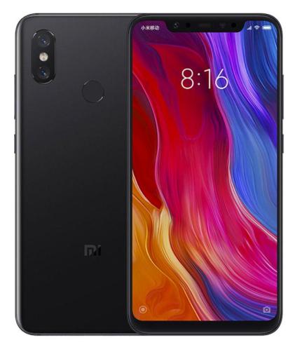 Xiaomi Mi 8 Snapdragon 845 (desde ESPAÑA)